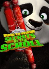 Kung Fu Panda Ustanın Sırları – Kung Fu Panda Secrets of the Scroll 2016
