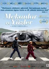 Mekanlar ve Yüzler – Faces Places 2017