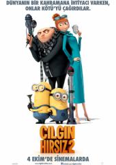 Çılgın Hırsız 2 Türkçe Dublaj IMDB:7.7 İzle