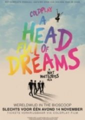 Coldplay Düşler Dolu Bir Kafa – Coldplay A Head of Dreams 2018