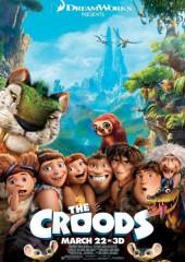 Crood'lar Türkçe Dublaj IMDB:7.4 İzle