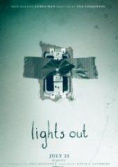Işıklar Sönünce – Lights Out 2016