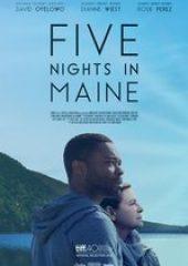 Maine'de Beş Gece – Five Nights in Maine – HD