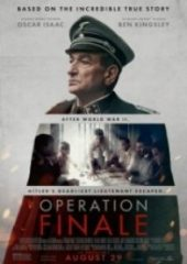 Operasyon Sonu – Operation Finale 2018
