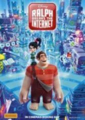 Palph ve İnternet Oyunbozan Ralph 2 2018