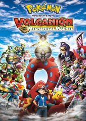 Pokemon Film: Volcanion ve Mekanik Mucize 6.2/10