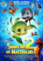 Sammy'nin Maceraları 2 Türkçe Dublaj IMDB:5.6 İzle