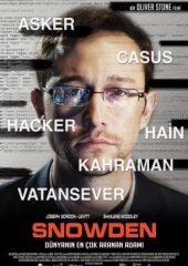 Snowden Türkçe Dublaj İzle