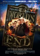 The World's End Türkçe Altyazılı IMDB:7.4 İzle
