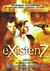Varoluş — eXistenZ 1999 Türkçe Altyazılı 1080p Full HD izle